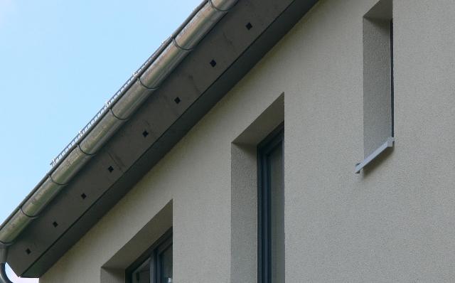 nistpl tze f r mauersegler und spatzen in der dachkonstrution schutz von mauerseglern u a. Black Bedroom Furniture Sets. Home Design Ideas