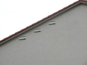 Nistkasten von Schwegler teileingebaut