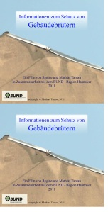 Deckblatt CD Gebäudebrüter